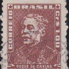 Francobolli: 1954-56 - BRASIL - DUQUE DE CAXIAS - YVERT 583. Lote 150880098
