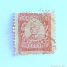 Sellos: SELLO POSTAL BRASIL 1925, 1,000 RS , RUY BARBOSA , USADO. Lote 151206598