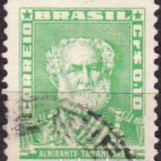Francobolli: 1954-56 - BRASIL - ALMIRANTE TAMANDARE - YVERT 577. Lote 151266390