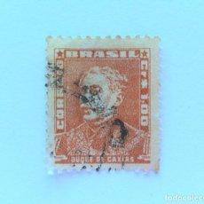 Sellos: SELLO POSTAL BRASIL 1954, 1 CR, DUQUE DE CAIXAS , USADO. Lote 151298086