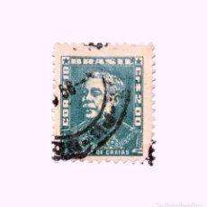 Sellos: SELLO POSTAL BRASIL 1956, 2 CR , DUQUE DE CAIXAS, USADO. Lote 152847922