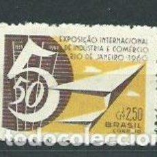 Sellos: BRASIL - CORREO 1960 YVERT 699 ** MNH. Lote 153289496