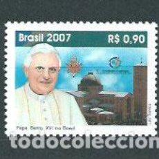 Sellos: BRASIL - CORREO 2007 YVERT 2982 ** MNH PERSONAJE.. Lote 153295117