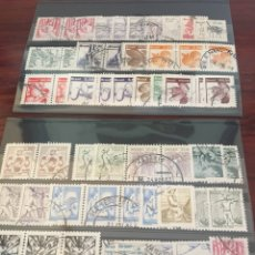 Sellos: BRASIL, CONJUNTO DE SELLOS USADOS MUY BONITOS. Lote 159844502