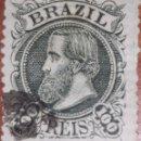 Sellos: SELLO BRASIL 100 REIS. Lote 160365149