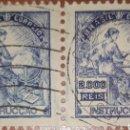 Sellos: SELLOS BRASIL 2000 REIS 1910-1920. Lote 160384581