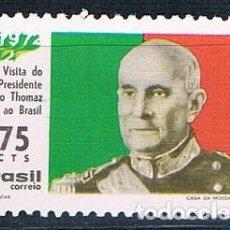 Selos: BRASIL 1972 SELLO NUEVO YVES 983 MNH**. Lote 171360039