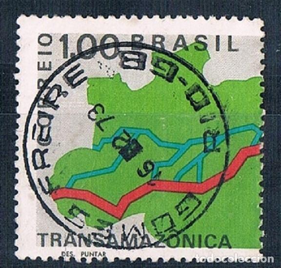 Sellos: BRASIL SELLOS NUEVOS MNH* Y USADOS VARIAS FOTOGRAFÍAS (12) - Foto 5 - 177956852