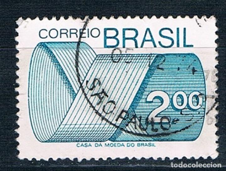 Sellos: BRASIL SELLOS NUEVOS MNH* Y USADOS VARIAS FOTOGRAFÍAS (12) - Foto 9 - 177956852