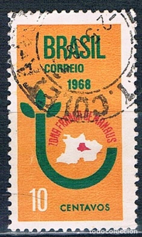 Sellos: BRASIL SELLOS NUEVOS MNH* Y USADOS VARIAS FOTOGRAFÍAS (12) - Foto 11 - 177956852