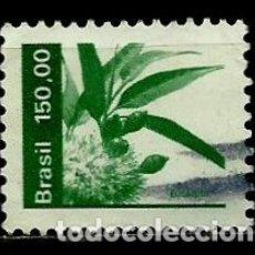 Selos: BRASIL SCOTT: 1937 (RECURSOS NATURALES: EUCALIPTO) USADO. Lote 179042776