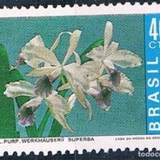 Sellos: BRASIL 1971 SELLO NUEVO YVES 969 MNH** SERIE. Lote 183037297