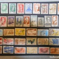 Sellos: BRASIL-LOTE 110 SELLOS DIFERENTES-3 FOTOS. Lote 183541896