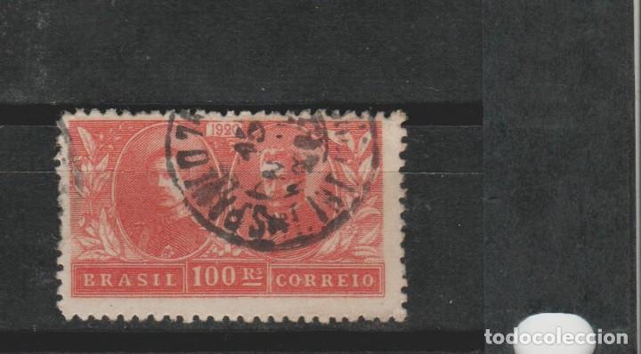 LOTE E SELLO BRASIL (Sellos - Extranjero - América - Brasil)
