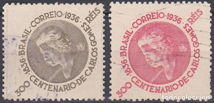 LOTE DE SELLOS - BRASIL - AHORRA GASTOS COMPRA MAS SELLOS (Sellos - Extranjero - América - Brasil)
