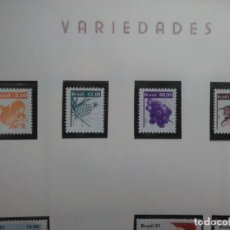 Sellos: RECURSOS ECONOMICOS NATURALES , YVERT 1467/8 , 1493/4 , AÑO 1981. Lote 194223001