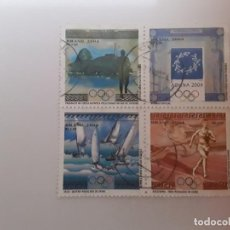Sellos: BRASIL SELLO USADO . Lote 194388082