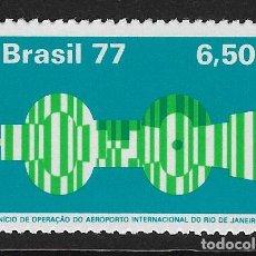 Sellos: BRASIL. YVERT Nº 1241 NUEVO. Lote 195575795