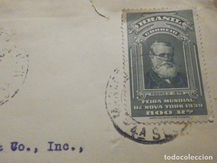 Sellos: Sobre con sellos de lacre - Brasil - Foto 2 - 197199548