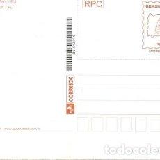 Sellos: BRASIL ** & INTERO POSTAL, IGLESIA DE LA CANDELARIA, RÍO DE JANEIRO (8879). Lote 198618971