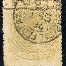 Sellos: BRASIL Nº 98 (AÑO 1.890), INSTAURACIÓN DE LA REPUBLICA BRASILEÑA, USADO. Lote 199755392