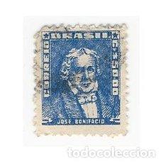 Sellos: SELLO BRASIL JOSÉ BONIFACIO 50. Lote 203561996