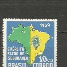 Sellos: BRASIL YVERT NUM. 900 ** NUEVO SIN FIJASELLOS. Lote 206486912