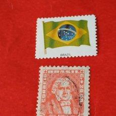 Sellos: BRASIL A4. Lote 210019055