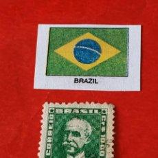 Sellos: BRASIL A7. Lote 210019186