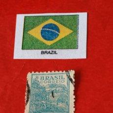 Sellos: BRASIL B1. Lote 210019596