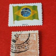Sellos: BRASIL B2. Lote 210019662