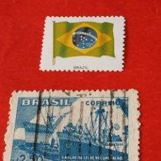 Sellos: BRASIL H. Lote 210020102