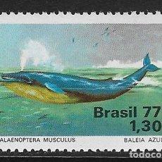 Sellos: BRASIL. YVERT Nº 1262 NUEVO. Lote 210400731
