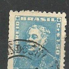Sellos: BRASIL, DUQUE DE CAXIAS, AÑO 1954/60 - SCOTT # 796. Lote 225593333