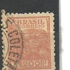Sellos: BRASIL, AGRICULTURE, AÑO 1941/42 - SCOTT # 519. Lote 225597390