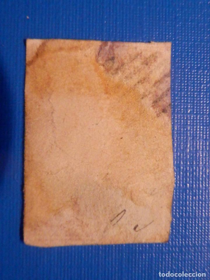 Sellos: Antiguo raro Sello - 15 rp - Foto 2 - 227273775