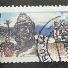 Sellos: BRASIL 2001. YT:BR 2710. Lote 245963385