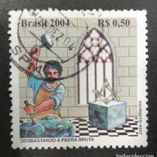 Sellos: BRASIL 2004. YT:BR 2888,. Lote 245965100
