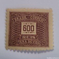 Sellos: SELLO DE BRASIL 1919.600 REÍS. NUEVO. Lote 262317000