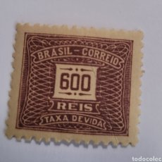 Sellos: SELLO DE BRASIL 1919. 600 REÍS. NUEVO. Lote 262317190