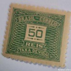 Sellos: SELLO DE BRASIL 1919. 50 REÍS. NUEVO. Lote 262317530
