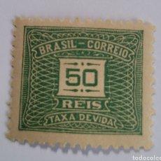 Sellos: SELLO DE BRASIL 1919. 50 REÍS. NUEVO. Lote 262317680