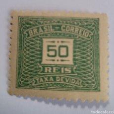 Sellos: SELLO DE BRASIL 1919. 50 REÍS. NUEVO. Lote 262317810