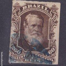 Sellos: FC2-202- CLÁSICOS BRASIL . YT 43. Lote 262672845