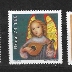 Sellos: BRASIL Nº 1349 AL 1348 (**). Lote 267225894