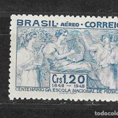 Sellos: BRASIL Nº AE 56 (**). Lote 267229759