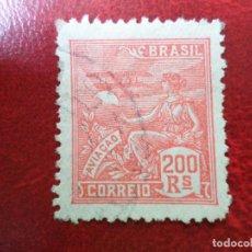 Sellos: *BRASIL, 1920/41, AVIACION, YVERT 174. Lote 271375258