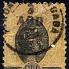 Sellos: BRASIL // YVERT 83 // 1894-04 ... USADO. Lote 277059888
