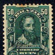 Sellos: BRASIL // YVERT 130 // 1906-15 ... USADO. Lote 277061048