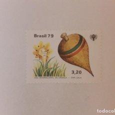 Sellos: AÑO 1979 BRASIL SELLO NUEVO. Lote 286145483